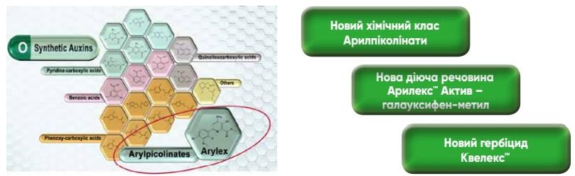 Особливості і переваги гербіцида Квелекс 200 ВГ
